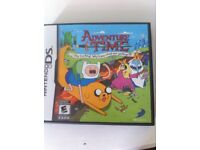 Adventure time ds game like new