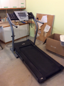 Nortrac exp 2000 treadmill