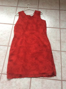Ladies dresses size 12P   .... just like new ....  $12.00 each