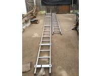 Tools roof ladders crawler