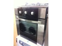 Electric double single oven built insale from £88