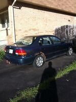 Honda Civic LX 1998 4P