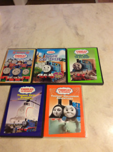 Thomas The Train and Friends DVD Lot