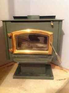 Elmira air tight wood stove