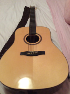 Simon & Patrick Showcase Rosewood Acoustic Guitar