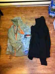 EUC/new Assorted Men's Hoodies