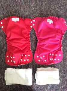 Apple cheeks Diapers size 2