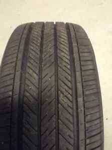 P235-45R18 Michelin Pilot XH MXMA tire in excellent condition