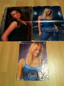 3 seltene CHARMED Poster Holly Marie Combs Piper Kaley Cuoco Big Bang Theory - <span itemprop=availableAtOrFrom>Lienz, Österreich</span> - 3 seltene CHARMED Poster Holly Marie Combs Piper Kaley Cuoco Big Bang Theory - Lienz, Österreich