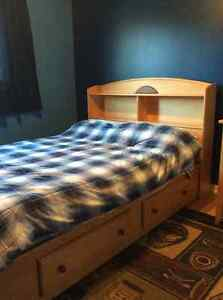 Cache Bed Room Set - Solid Wood