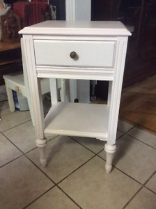 Vintage, bedside, end and occasional table