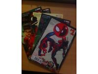Spider-Man/Deadpool #1-5