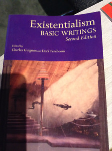 Existentialism - Basic Writings C. Guignon and D. Pereboom