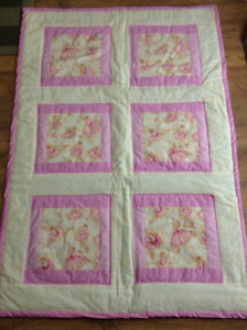 Baby Quilts - many patterns and colors all homemade locally!
