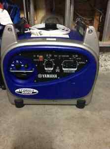 Yamaha EF2400is Inverter Generator mint shape (open to trades)