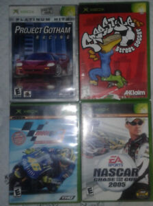 XBOX -/- 360 GAMES $5 & $10, respectively (pick up only)