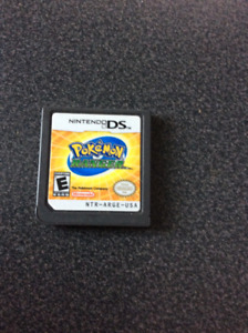 Nintendo DS - Pokemon Ranger game