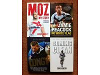 RUGBY LEAGUE BOOKS