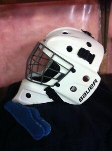 Bauer NME5 Senior Goalie Helmet