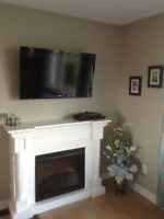 TV MOUNTING / LIGHT CARPENTRY / PAINTING