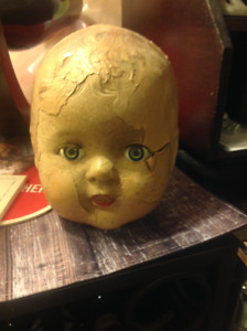 Antique Compo Baby Doll to repair