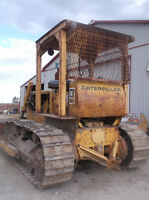 D5 Cat Bulldozer