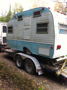 1975 Serro Scotty 13' camper