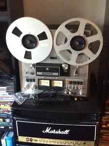 Pioneer reel to reel and Marshall amp refrigerator Peterborough Peterborough Area image 1