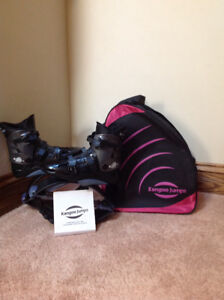 Exercise Boots - Kangoo Jumps Shoes and Carrying Case