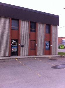 NORTHWEST INDUSTRIAL CONDO END UNIT LEASE TO OWN