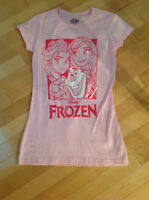 Disney Frozen T-shirt - New - size Small