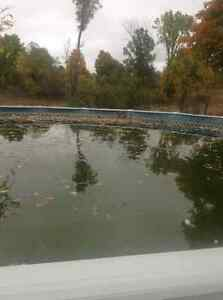 28' swimming pool with pump, filter, and accessories Kingston Kingston Area image 8