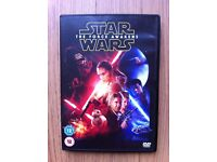 STAR WSRS THE FORCE AWAKENS DVD
