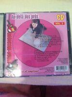 Au-delà des près (CD)