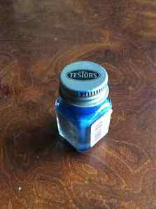Testor model paint 1110CA Bright Blue