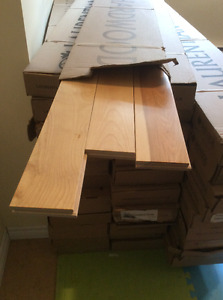 Exclusive Grade Birch Flooring