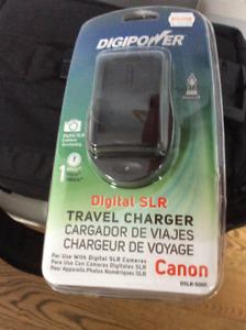 Digital SLR Travel Charger