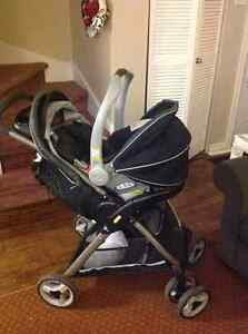 Graco Travel System Snugride Click Connect 30