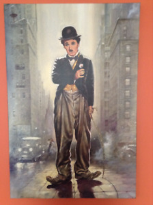 Charlie Chaplin Reproduction