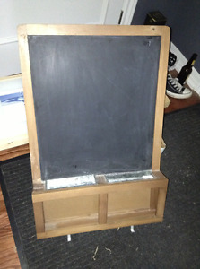 Chalk board for keeping score in darts or pool for sale