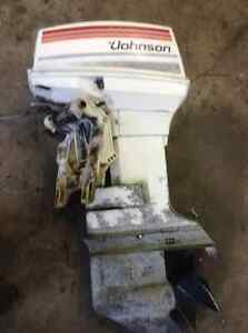 60 hp johnson outboard motor