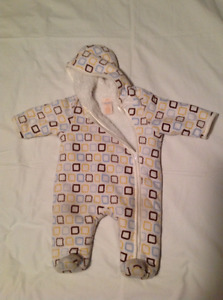 Bunting Suit for Infant