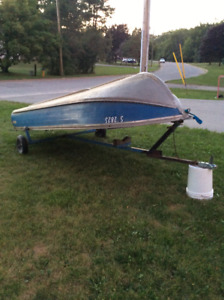 14 ft aluminum fishing boat