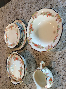 10 pc. Alfred Meakin  china