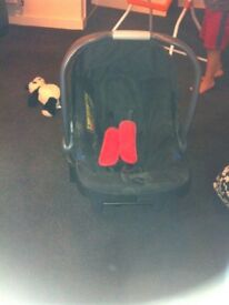 Mothercare baby car seat newborn and child upto 1.5 year