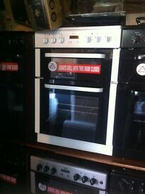 Cookers gas and electric offer sale from £99 with warranty