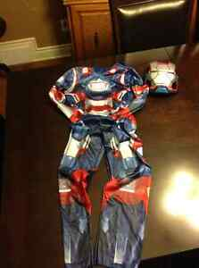 7 Halloween costumes sizes 4-6 and 7-8