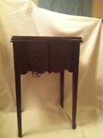 Ultra rare Morse Margaret early century antique sewing machine