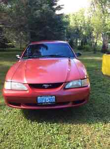 1997 Ford Mustang Other