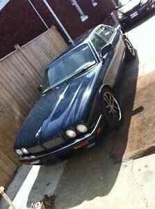 Reduced Jaguar xjr no where to store